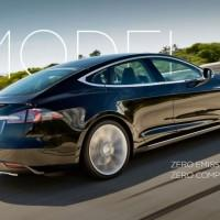 Tesla Model S may get larger battery pack tips Musk