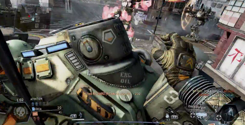 Titanfall Beta sign-up live: gameplay trailer, game archetypes included