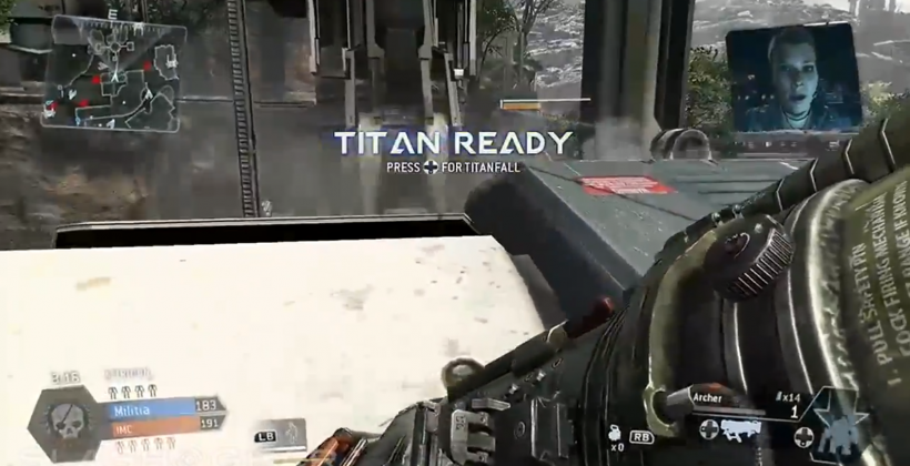 Titanfall Beta codes use extended: servers down time to thank