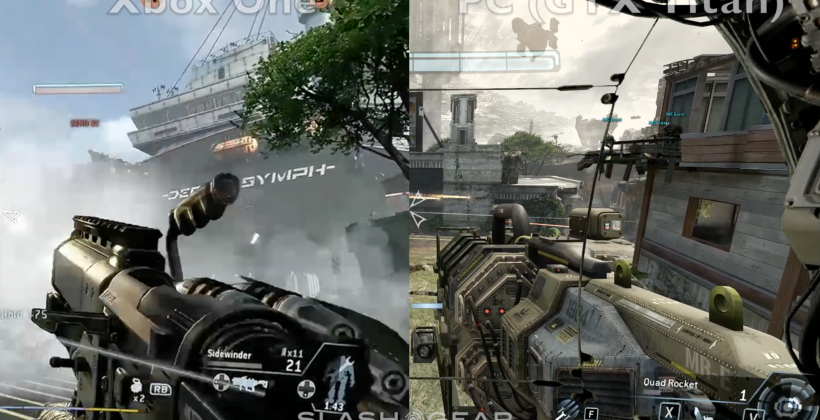 Titanfall: Xbox One vs PC