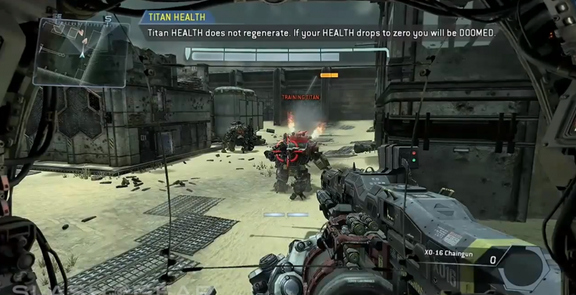 Titanfall Beta gameplay First-impressions: Xbox One