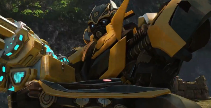 Transformers: Rise of the Dark Spark game official with Edge of Reality at helm
