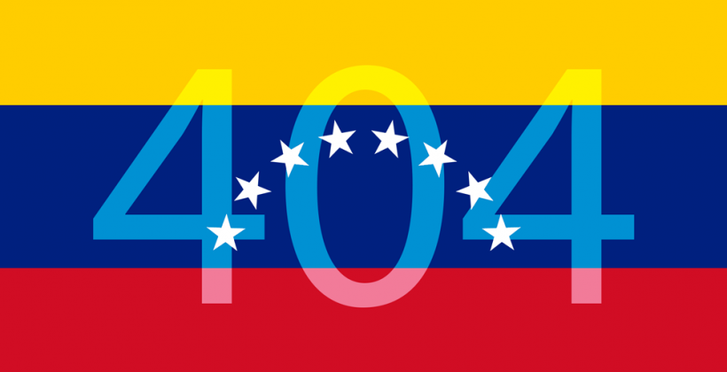 Venezuelan government shuts down internet in wake of protests