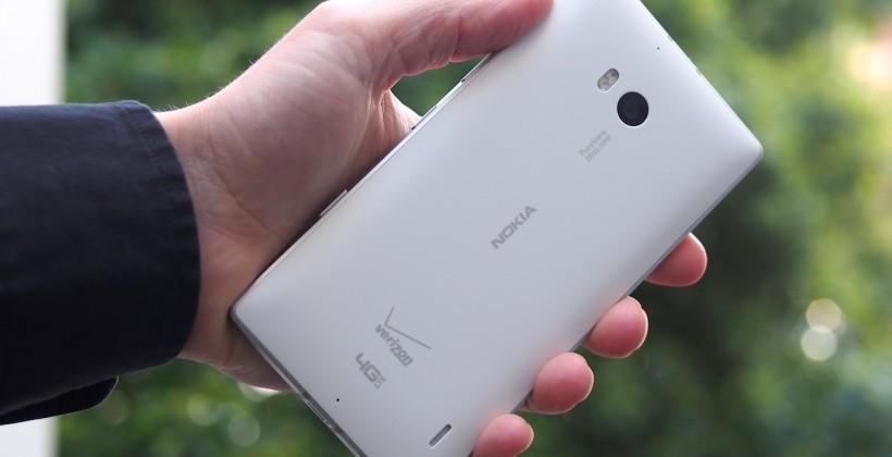 "Nokia Lumia Icon ""directional audio"" picks fight with Galaxy S4"