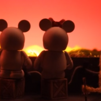 "Disney Google Play exclusive Mickey take takes on ""Vinylmation"""