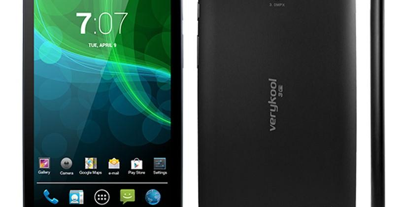 VeryKool T742 KolorPad tablet features 7-inch screen and Android 4.2