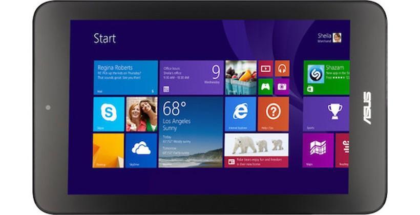 Asus VivoTab Note 8 hits retail after CES 2014 debut - SlashGear