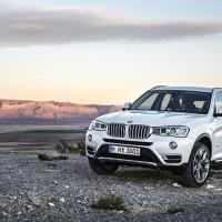 2015 BMW X3 Sports Activity Vehicle packs up to 300hp
