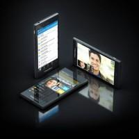BlackBerry Z3 all-touch smartphone has 5-inch screen