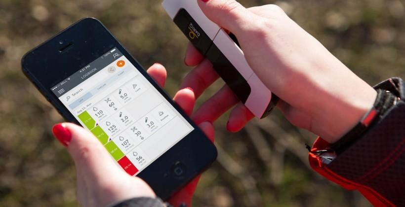 LabStyle Dario glucose tester plugs into your iPhone