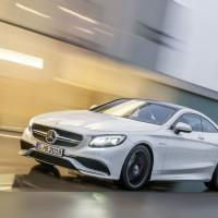 Mercedes S 63 AMG Coupe has 585hp 5.5L biturbo V8