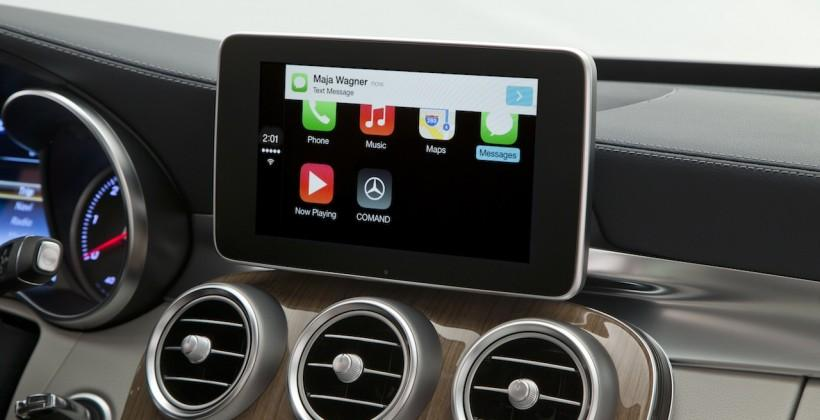 SlashGear 101: Apple CarPlay