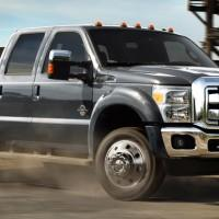 2015 Ford F-Series Super Duty offers 860 lb-ft of torque