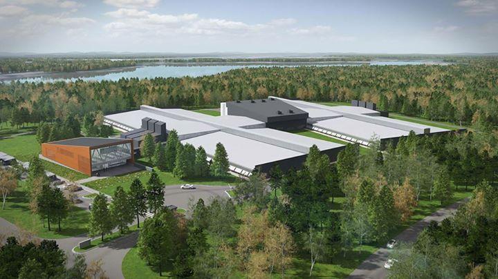 Facebook to build innovative Data Center Concept in Lulea, Sweden