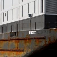 Google Barge now docks in Stockton, California