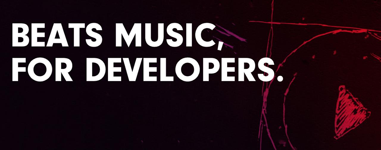 Beats Music makes API public - SlashGear