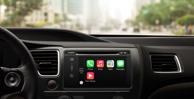 Apple CarPlay brings the power of iOS and Siri to cars