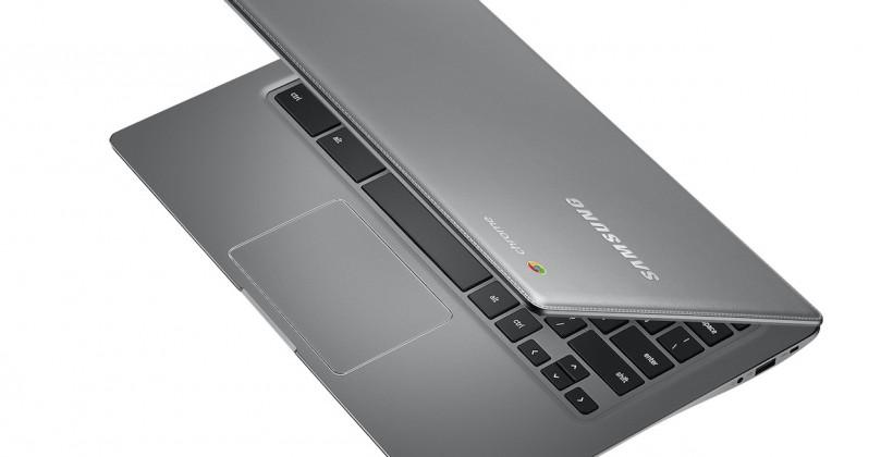 Samsung Chromebook 2 11.6″ and 13.3″ pack Exynos Octa and GS5 style