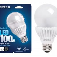 Cree 100W LED bulb aims to snuff out incandescents