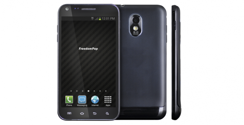 FreedomPop Privacy Phone is a Galaxy S2 with security slant