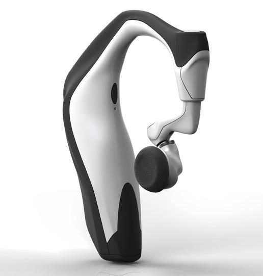 Intel Smart Headset design