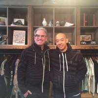 SCOTTEVEST Knowmatic Hoodie unveiled in collaboration with jeffstaple