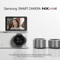 Samsung NX mini SMART Camera is a petite shooter made for selfies