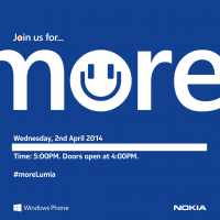 Nokia fires off invite with Lumia tease