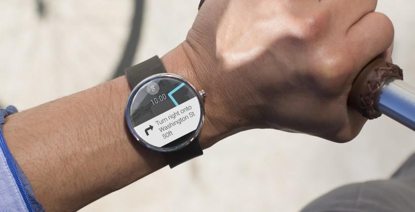 Moto 360 and Android Wear: Motorola talks Wearables