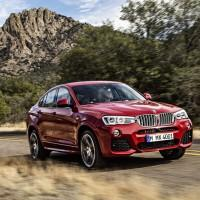 BMW X4 Sports Activity Coupe to debut next month