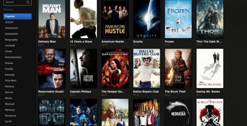 Popcorn Time shuts down shortly after launch