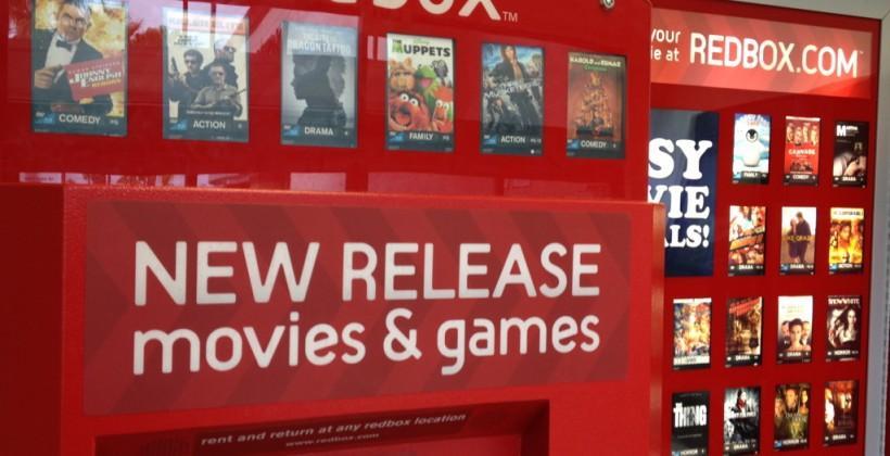 Redbox to offer next-gen console games next month
