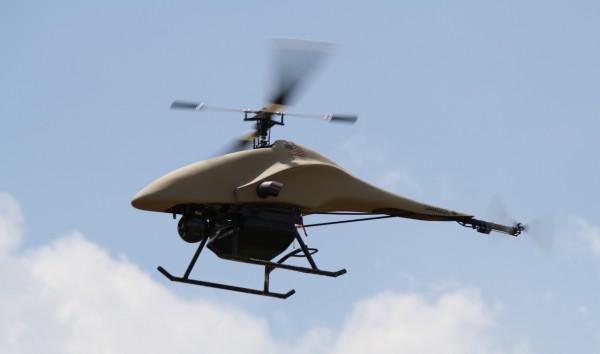 Shadowhawk-UAV