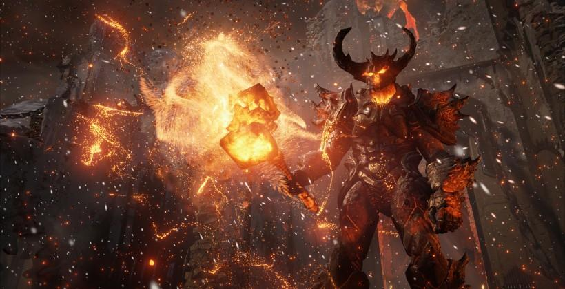 Unreal Engine 4 running on Firefox browser shown on video