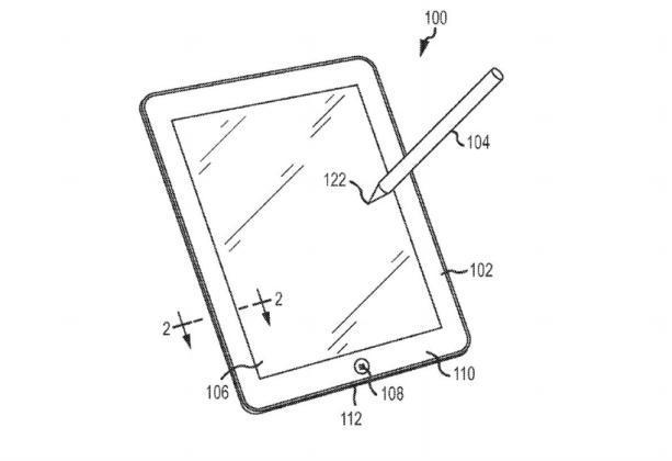 Apple patent reveals multi-talented extendable stylus