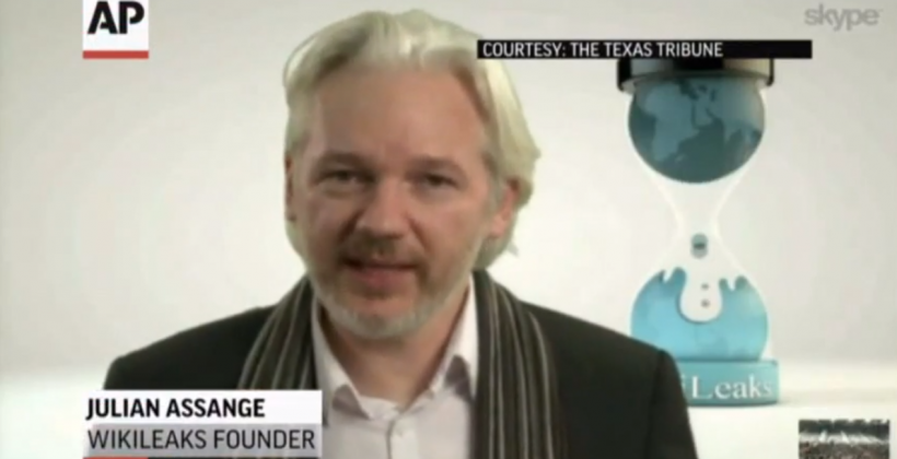 WikiLeaks' Assange skeptical about Obama's NSA reforms