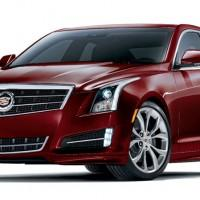 2014 Cadillac ATS Crimson Sport Edition offers up to 321hp