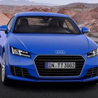 New Audi TT and TTS to debut in Geneva