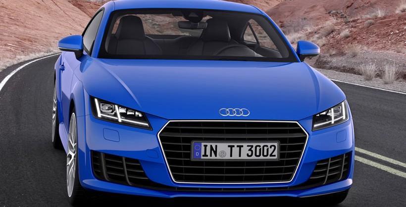 New Audi TT and TTS to debut in Geneva