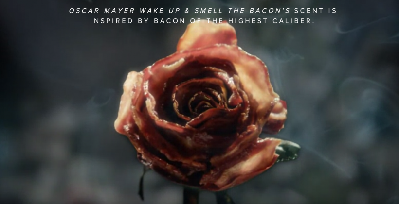 Oscar Mayer Bacon alarm wants us to believe the smell