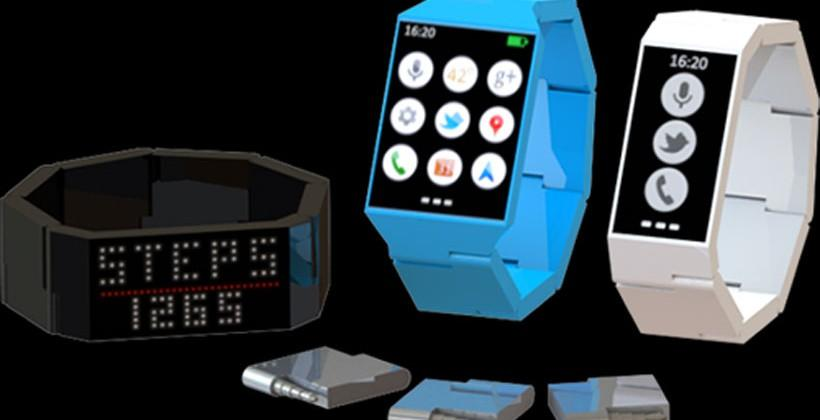 Blocks modular smartwatch lets users choose the sensors