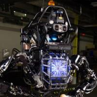 US Navy to test robot firefighters for taming shipboard blazes
