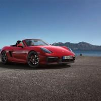 Porsche unveils Cayman GTS and Boxster GTS with improved performance