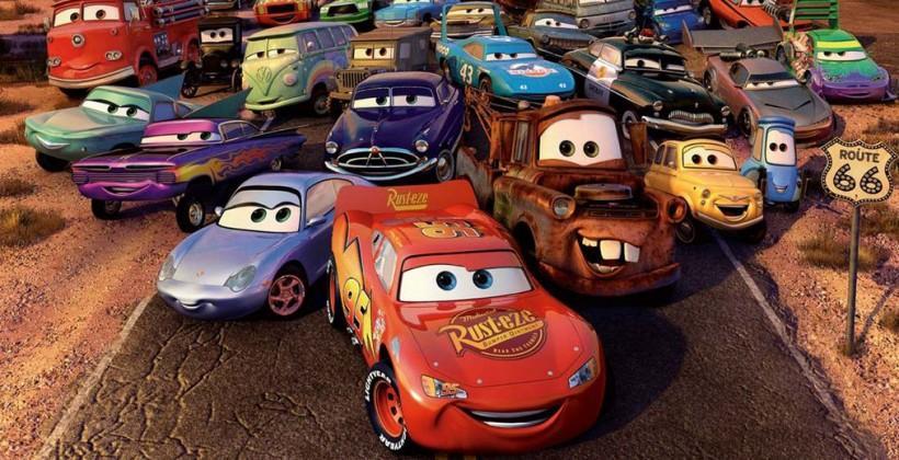 Cars 3 confirmed by Disney alongside Incredibles 2