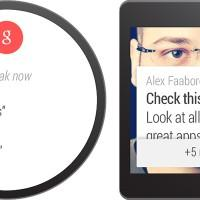 Android Wear: Square and Round wearables cut out the rectangle