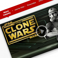 Star Wars: Clone Wars live on Netflix, all six seasons in full