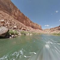 Explore the Colorado River with Google Street View