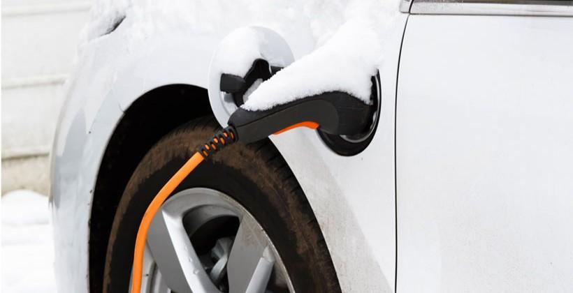 AAA says cold weather can chop EV range by 57%