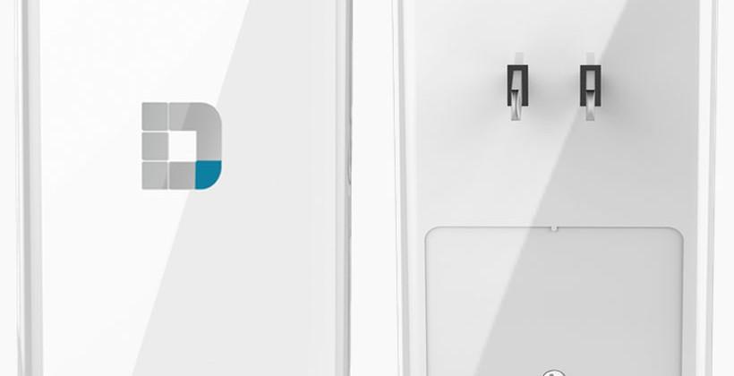 D-Link DAP-1520 Dual Band WiFi range extender plugs network holes