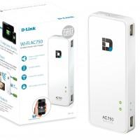 D-Link battery-powered WiFi router and charger hits shelves